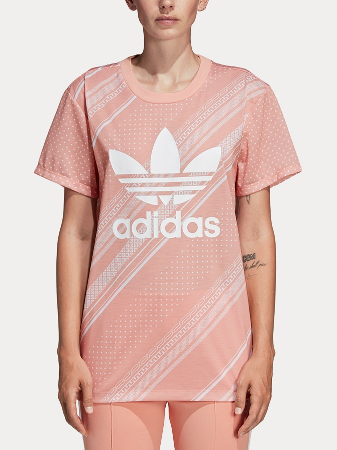 Adidas Originals Bf Trefoil Tee T-shirt