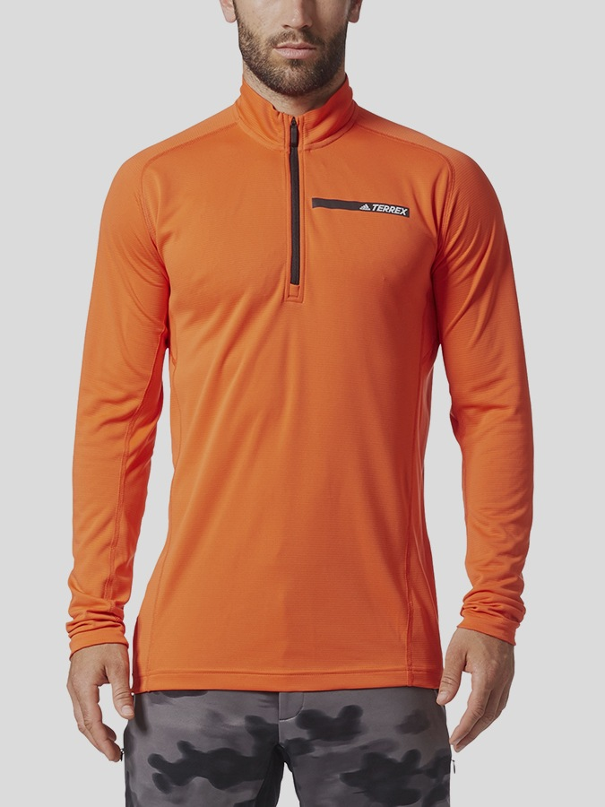 Adidas Performance TraceRo 1/2 T-shirt LS