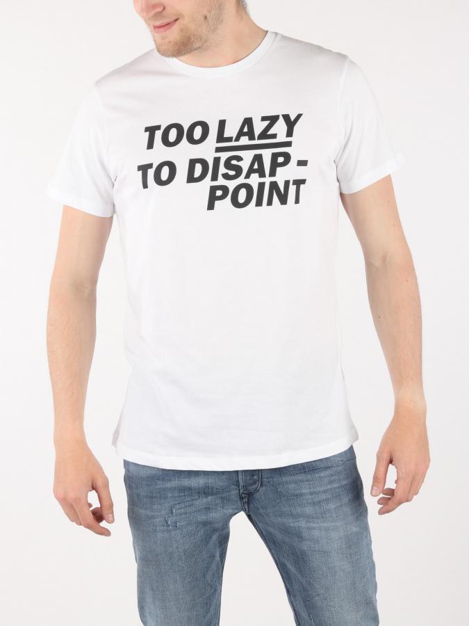 T-shirt Diesel ADV-Toolazy Maglietta