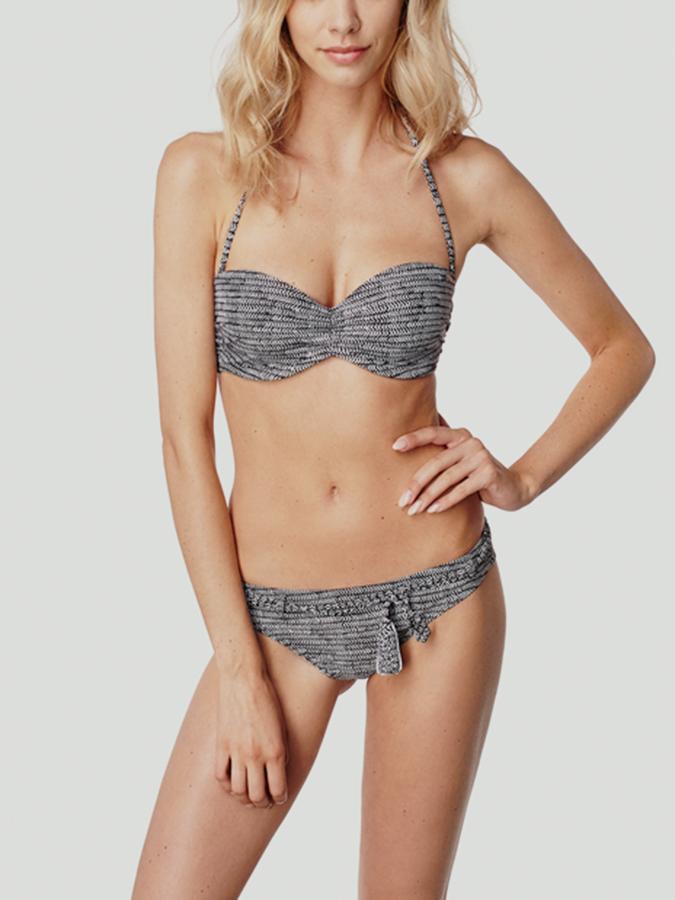 ONeill Bikini O ́Neill PW PRINT WIRE BANDEAU BIKINI