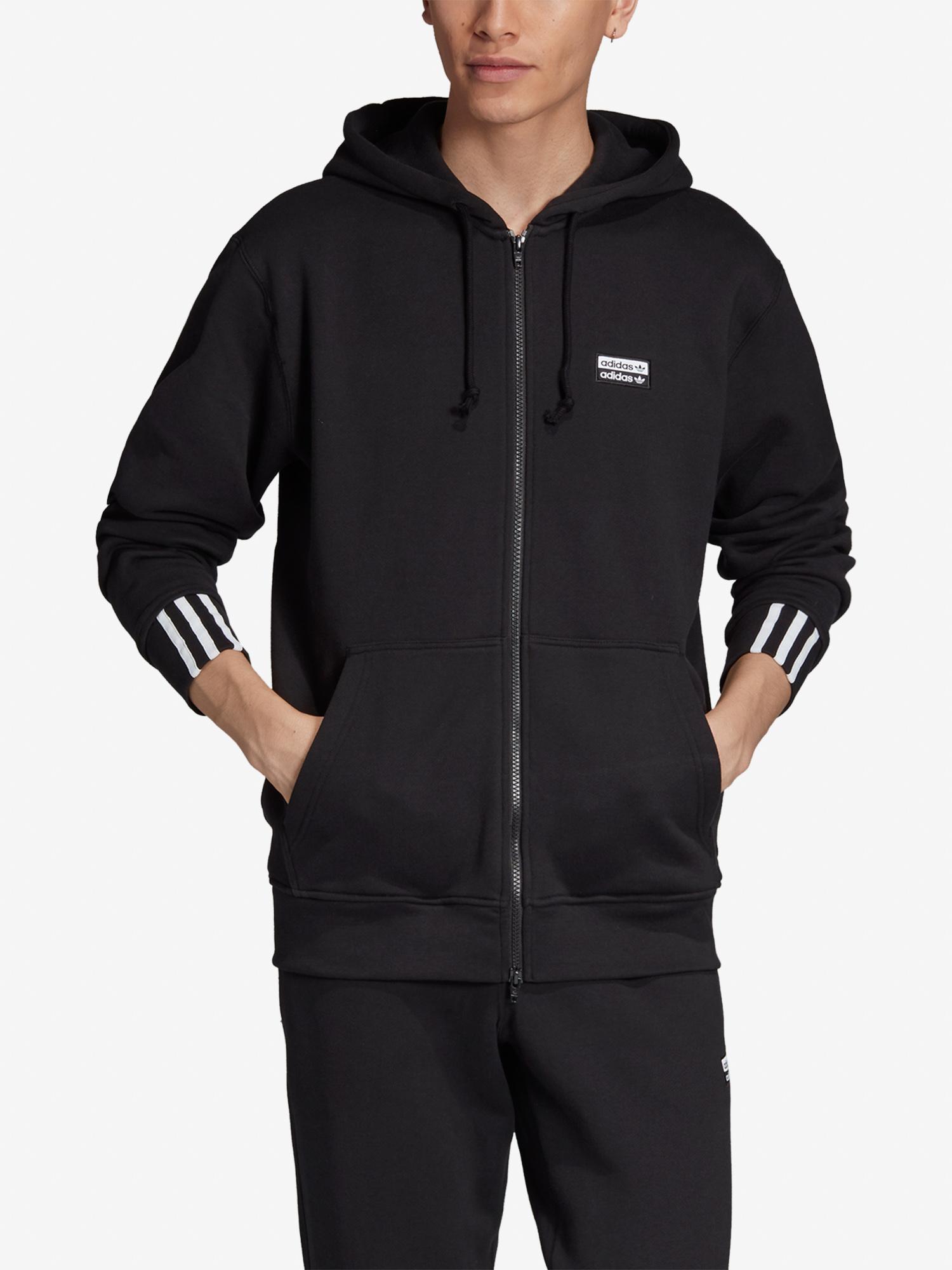 Adidas Originals R.Y.V. Fz Hoody Sweatshirt