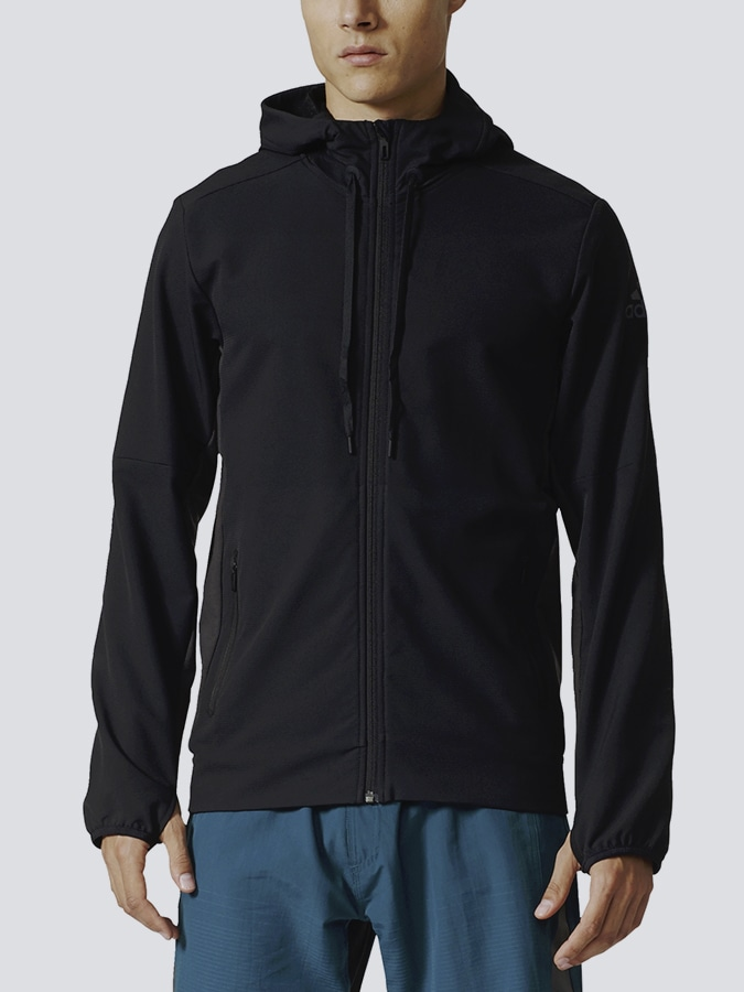 Adidas Performance EXTREME WORK FZ Sweatshirt