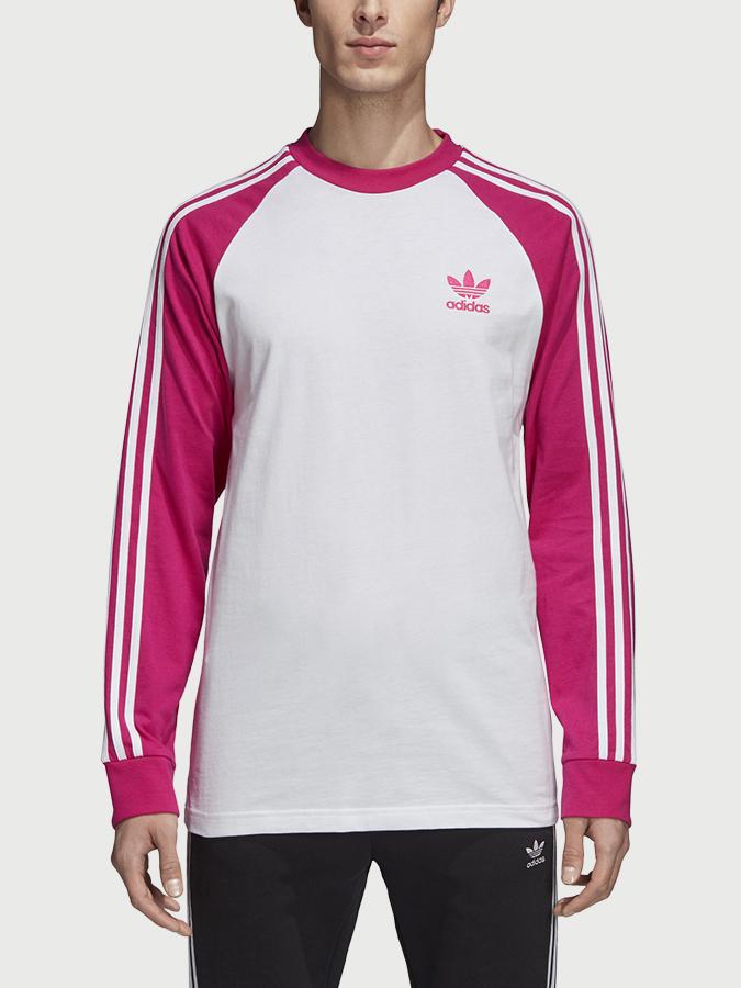 Adidas Originals 3-Stripes Ls T-Shirt