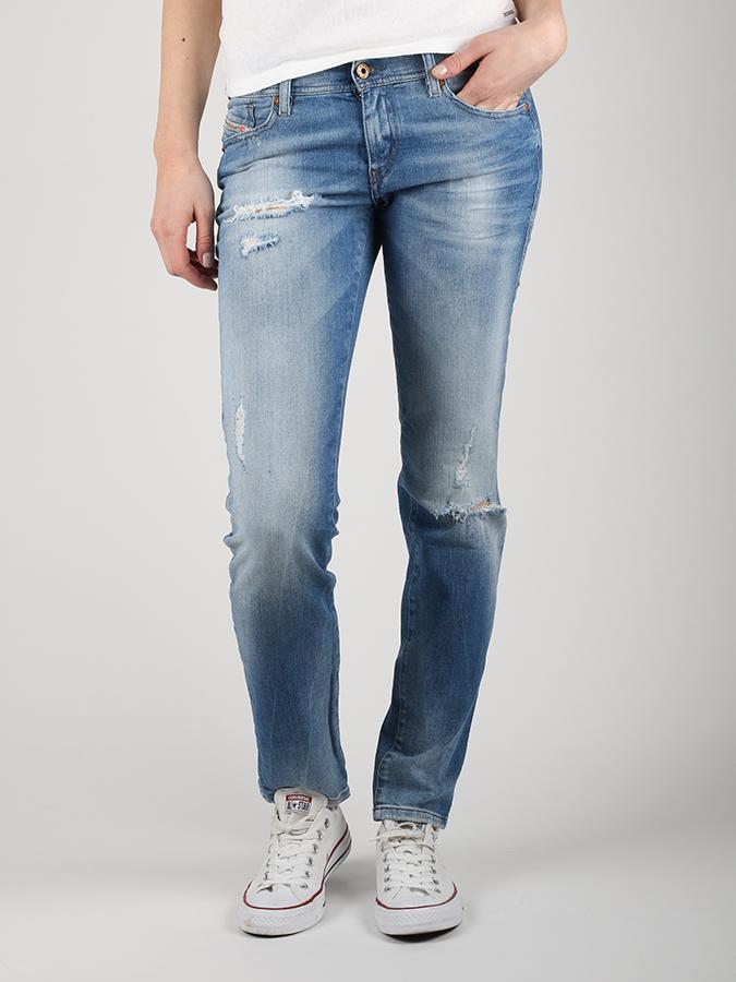 Jeans Diesel Francy L. 32 Pantaloni