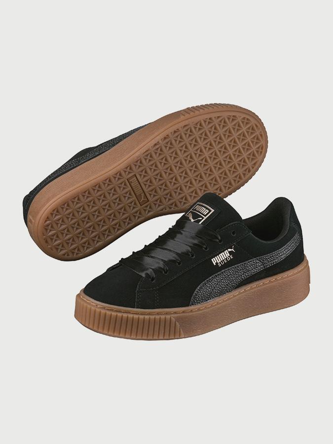 Shoes Puma Suede Platform Bubble Wn with