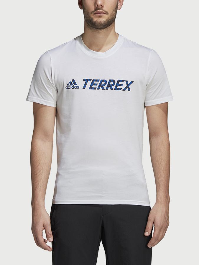 T-shirt Adidas Performance Logo Bar Tee