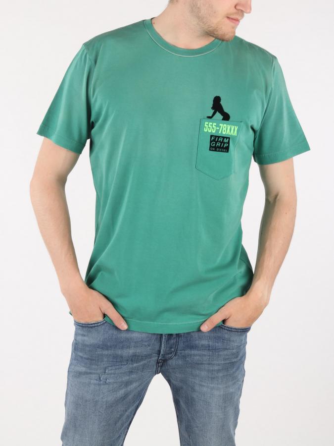 Tshirt Diesel T-Joe-St Maglietta
