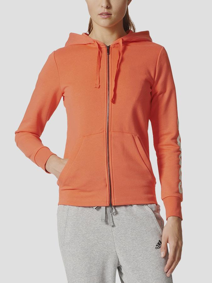 Adidas Performance ESS LIN FZ HD Sweatshirt