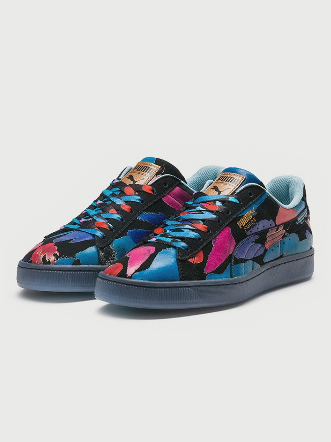 Shoes Puma Suede Classic x BT