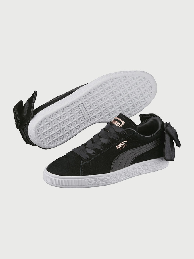 Shoes Puma Suede Bow Wn s
