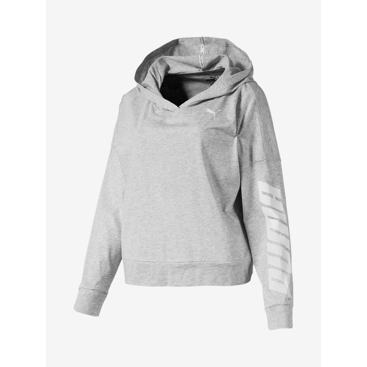 Puma Modern Sport Cover Up Sweatshirt