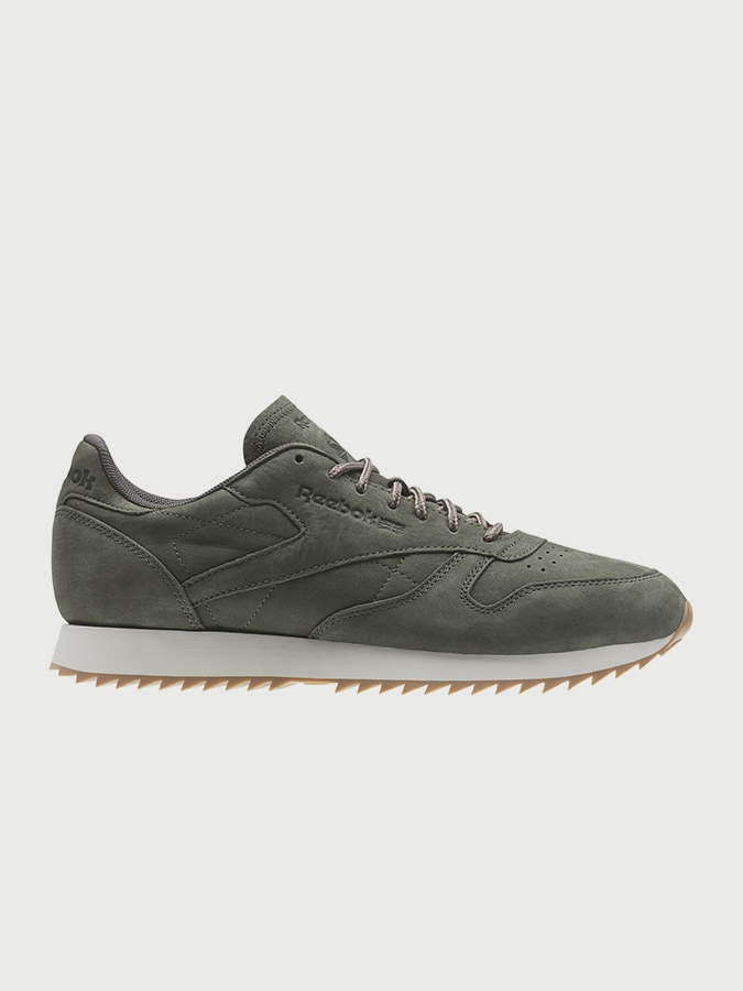 Shoes Reebok Classic CL LEATHER RIPPLE WP