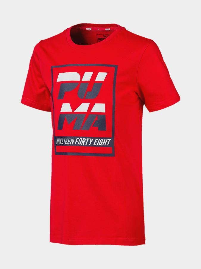 Puma Alpha Graphic Tee T-shirt