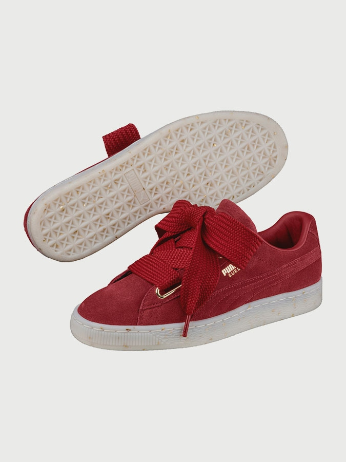 Shoes Puma Suede Heart Celebrate Wn with