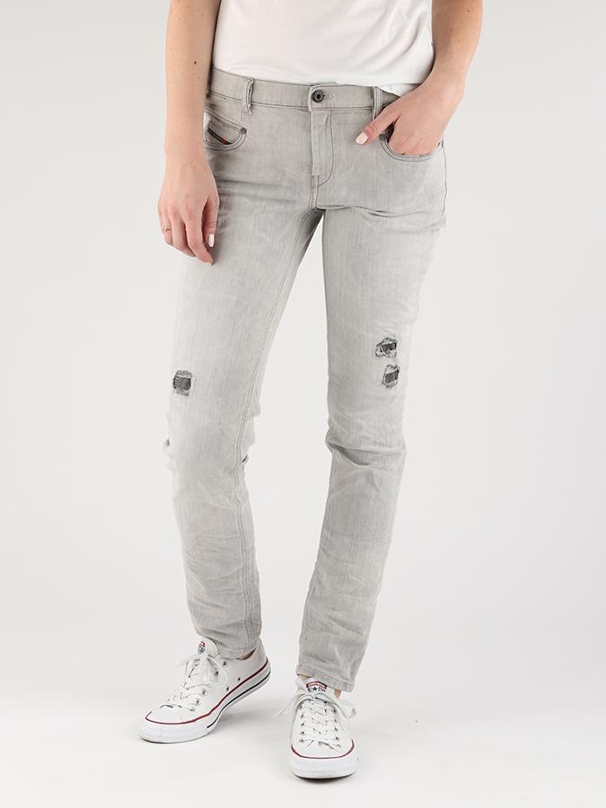 Jeans Diesel Belthy L. 32 Pantaloni