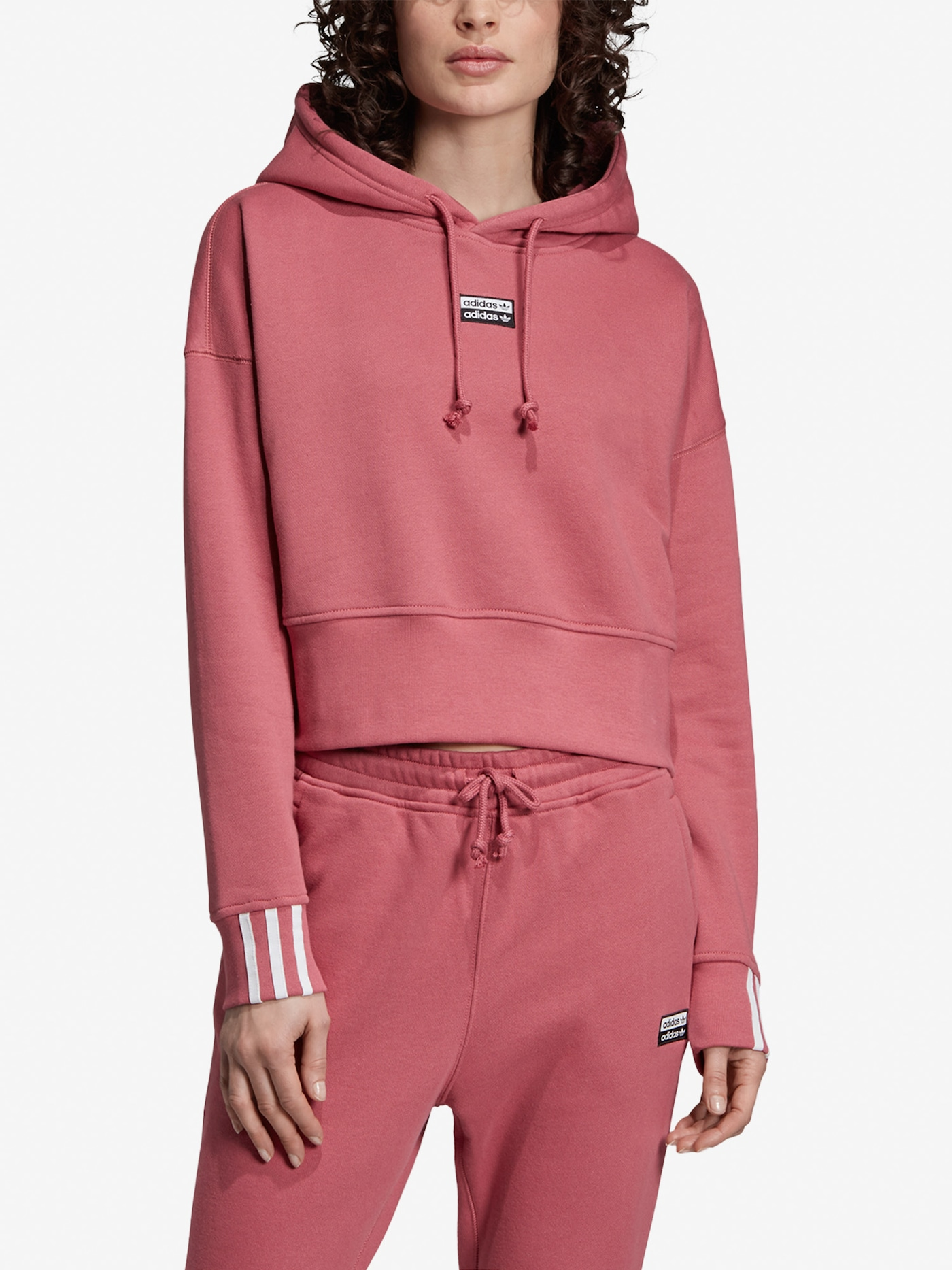 Adidas Originals Crop Hood
