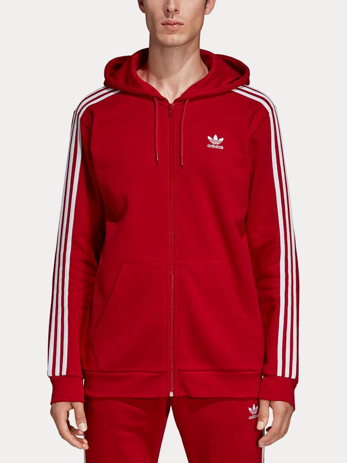 Adidas Originals 3-Stripes Fz Sweatshirt
