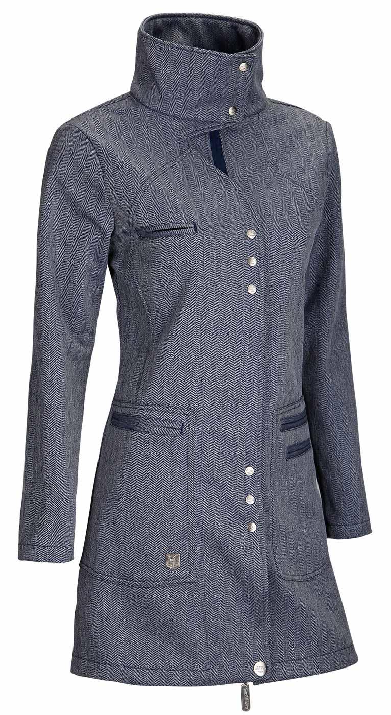 Kabát softshellový dámsky WOOX Zone Ladies´ Coat