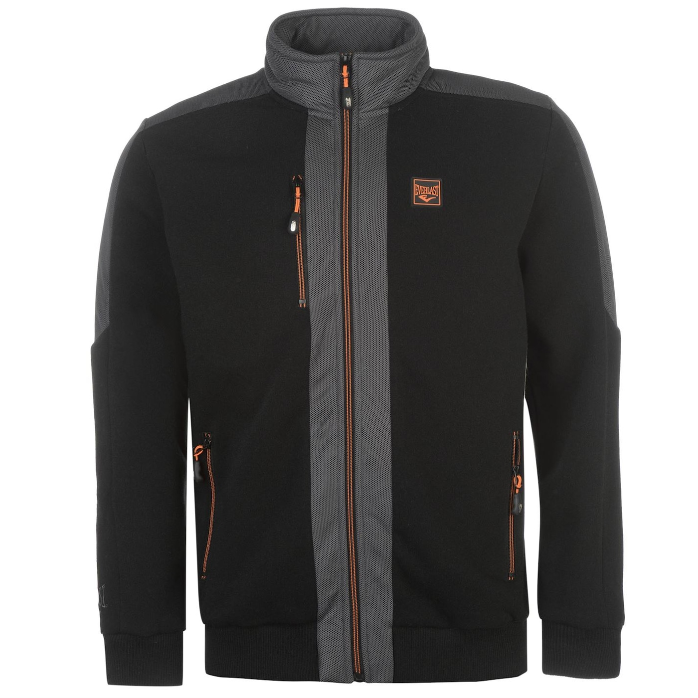 Everlast Premium ZipThru Sweater Mens