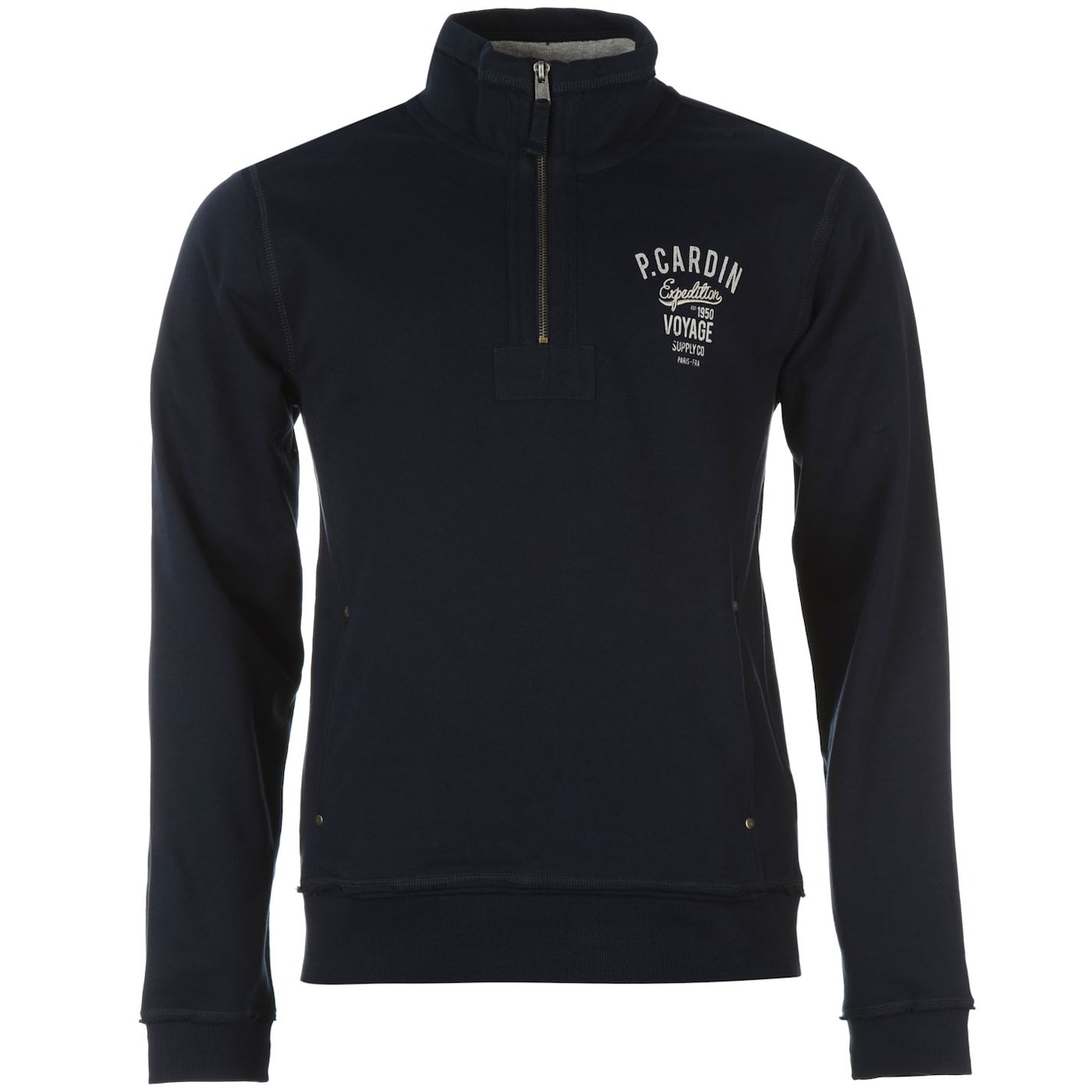 Pierre Cardin Fleece Sweater Mens