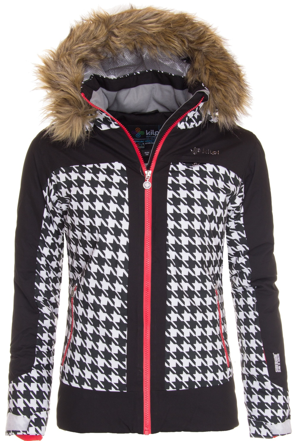 Lyžařská bunda dámská Kilpi DARJA-W