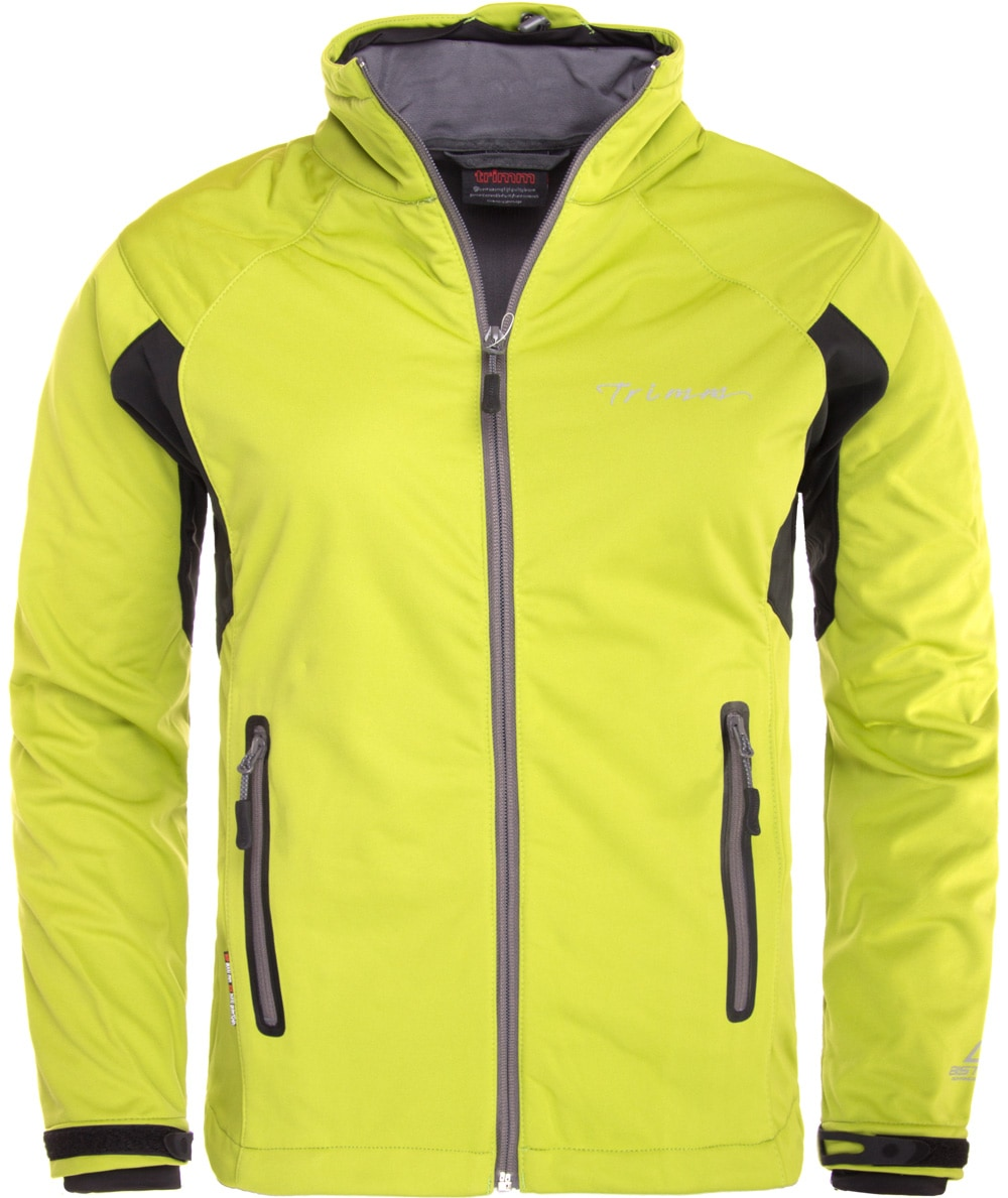 Men's softshell jacket TRIMM X-TRAIL