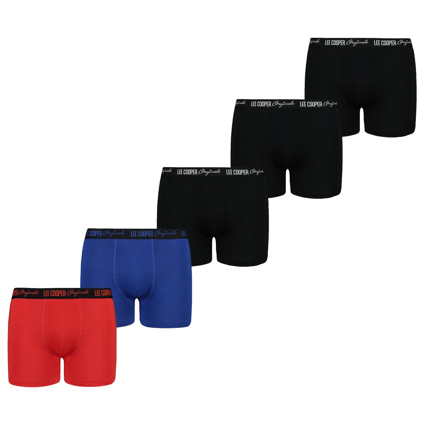 Pánske boxerky Lee Cooper Multicolored