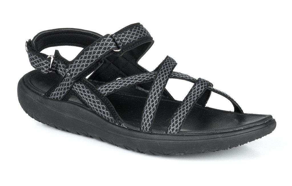 ESPERA women's sandals black