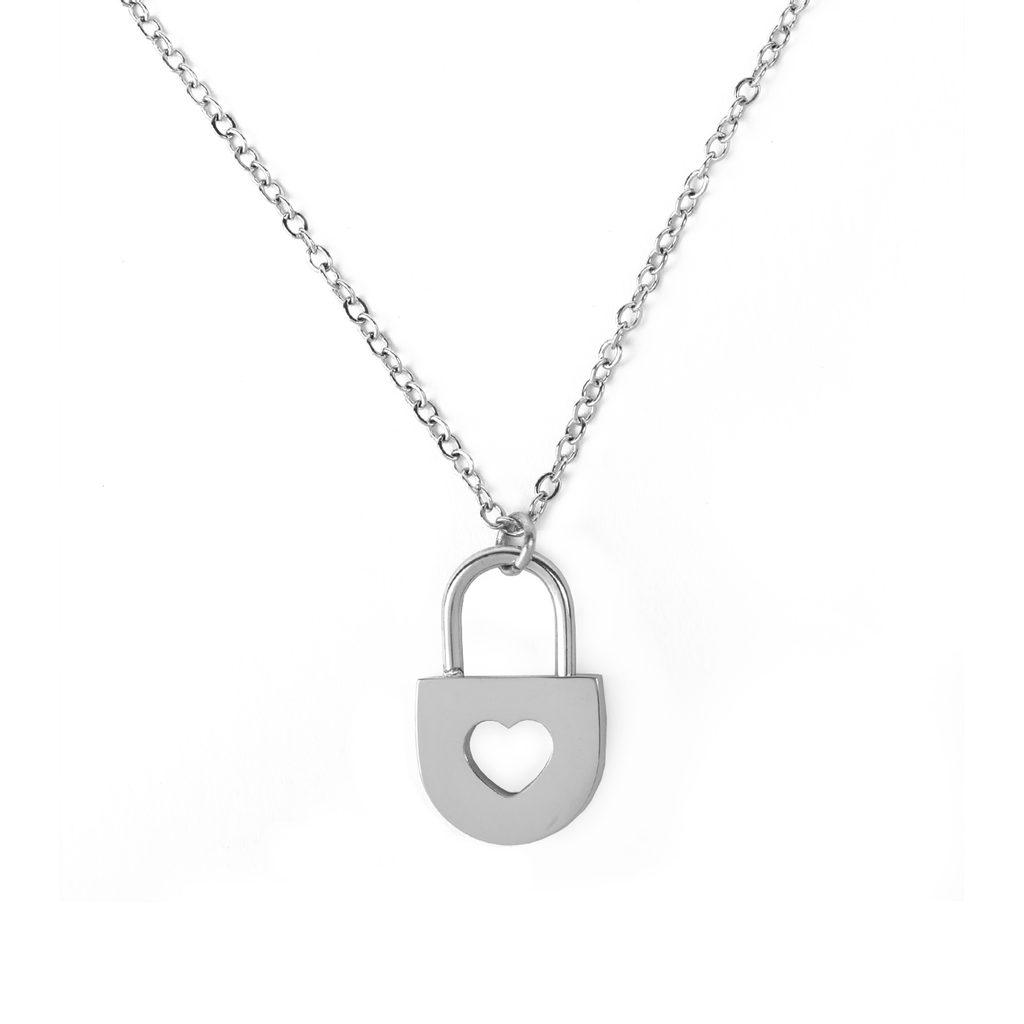 Vuch Secret silver necklace