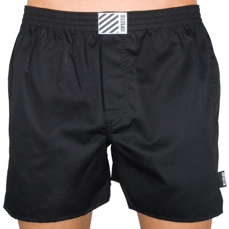 Men's shorts Infantia black PTKG46