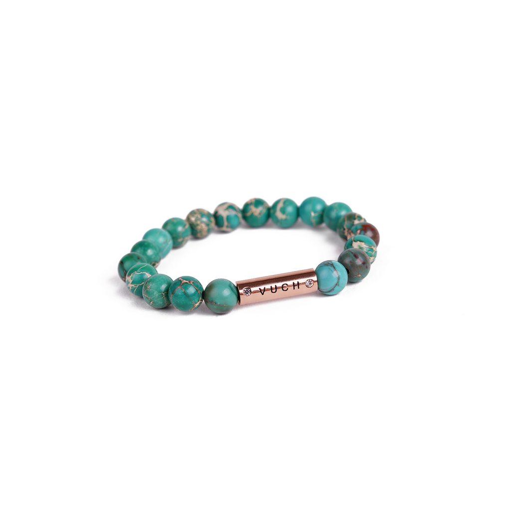 Vuch Goldness bead bracelet