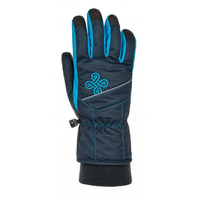 Detské lyžiarske rukavice Kilpi KENNY-J