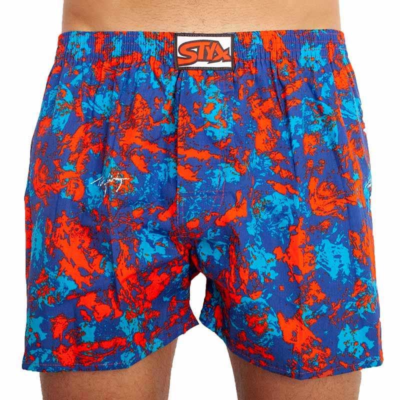 Men's shorts Styx art classic rubber oversize Jáchym (E852)
