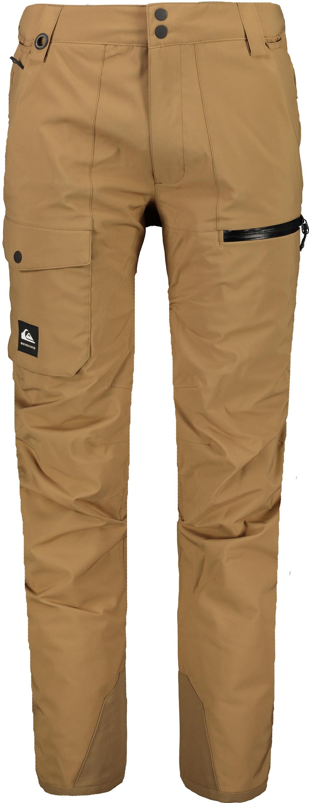 Kalhoty lyžařské pánské QUIKSILVER UTILITY PT