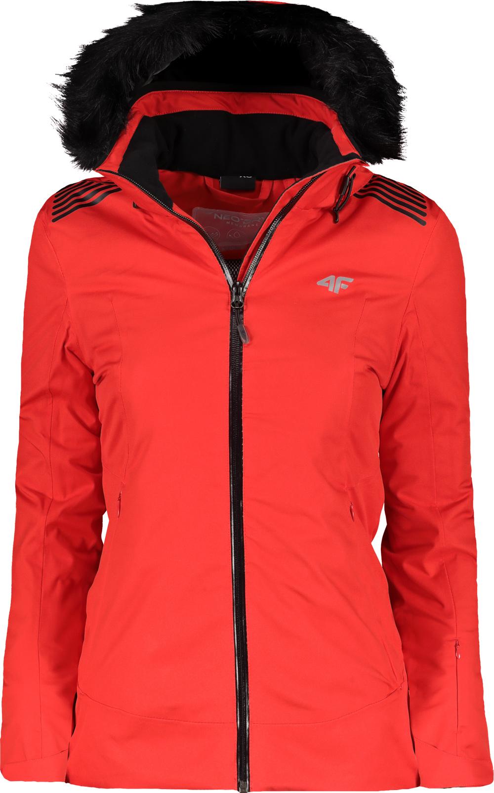 Bunda lyžiarska dámska 4F KUDN008