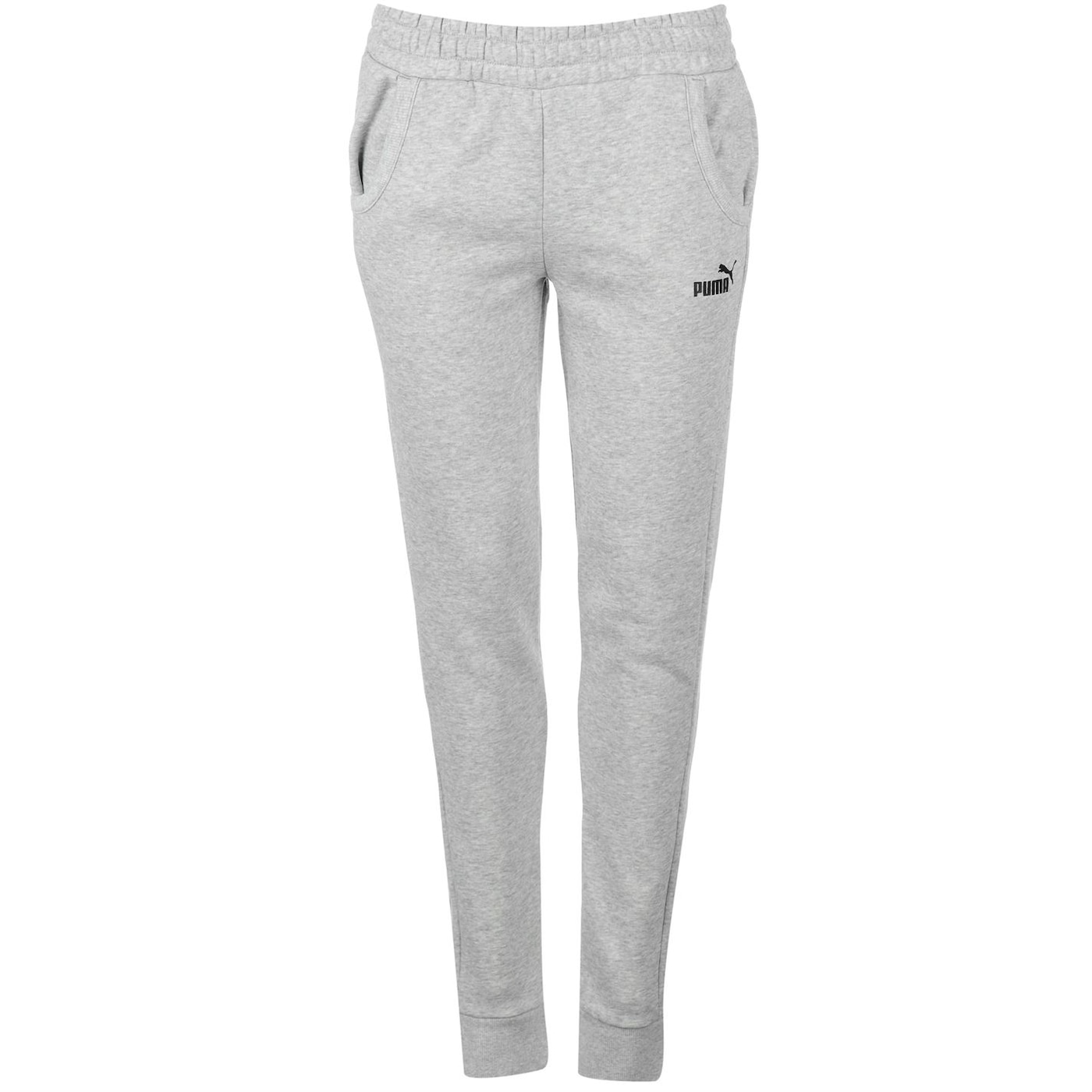 Puma No 1 Logo Jogging Bottoms Womens