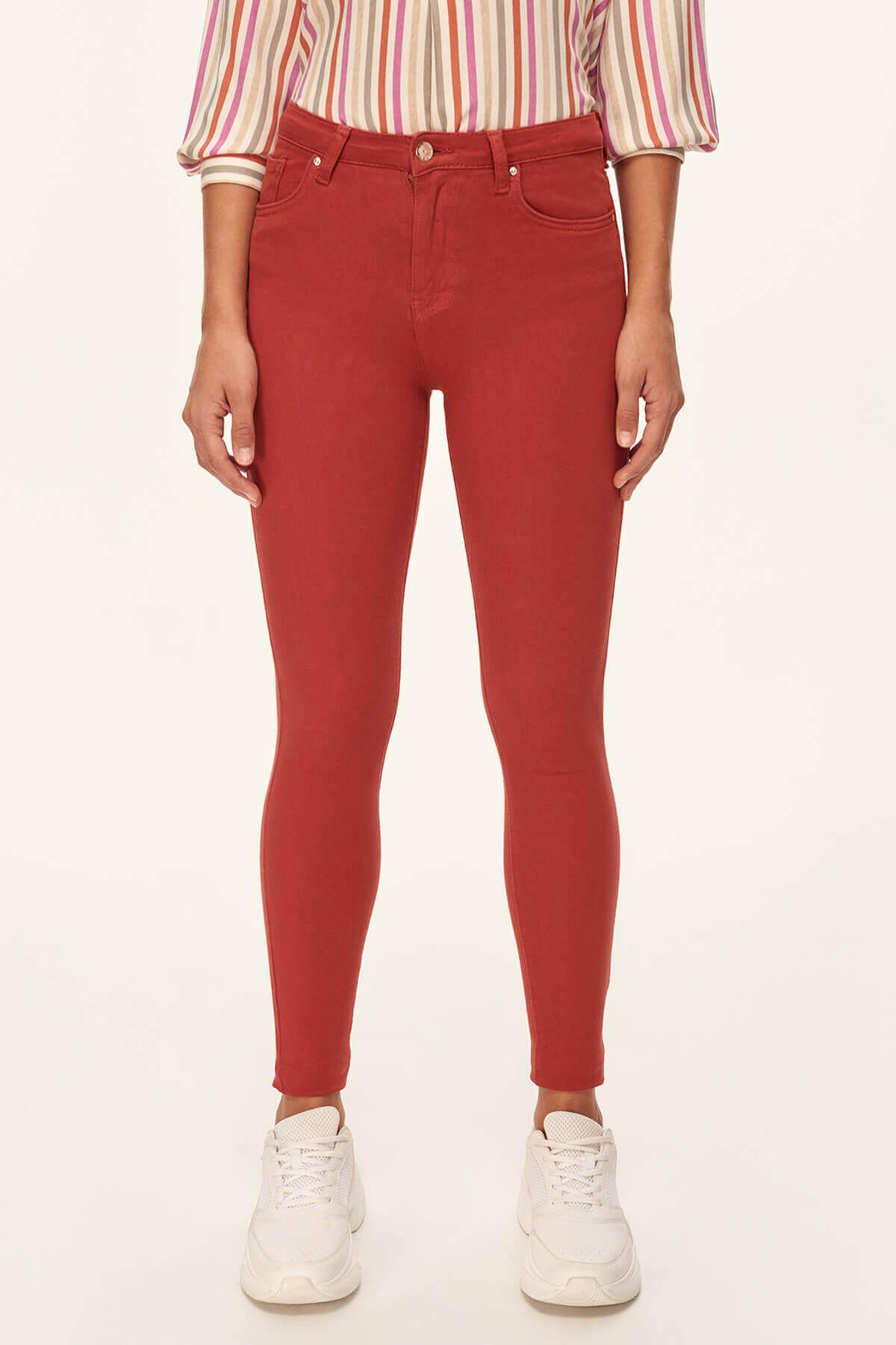 Trendyol Khoja High Waist Skinny Jeans