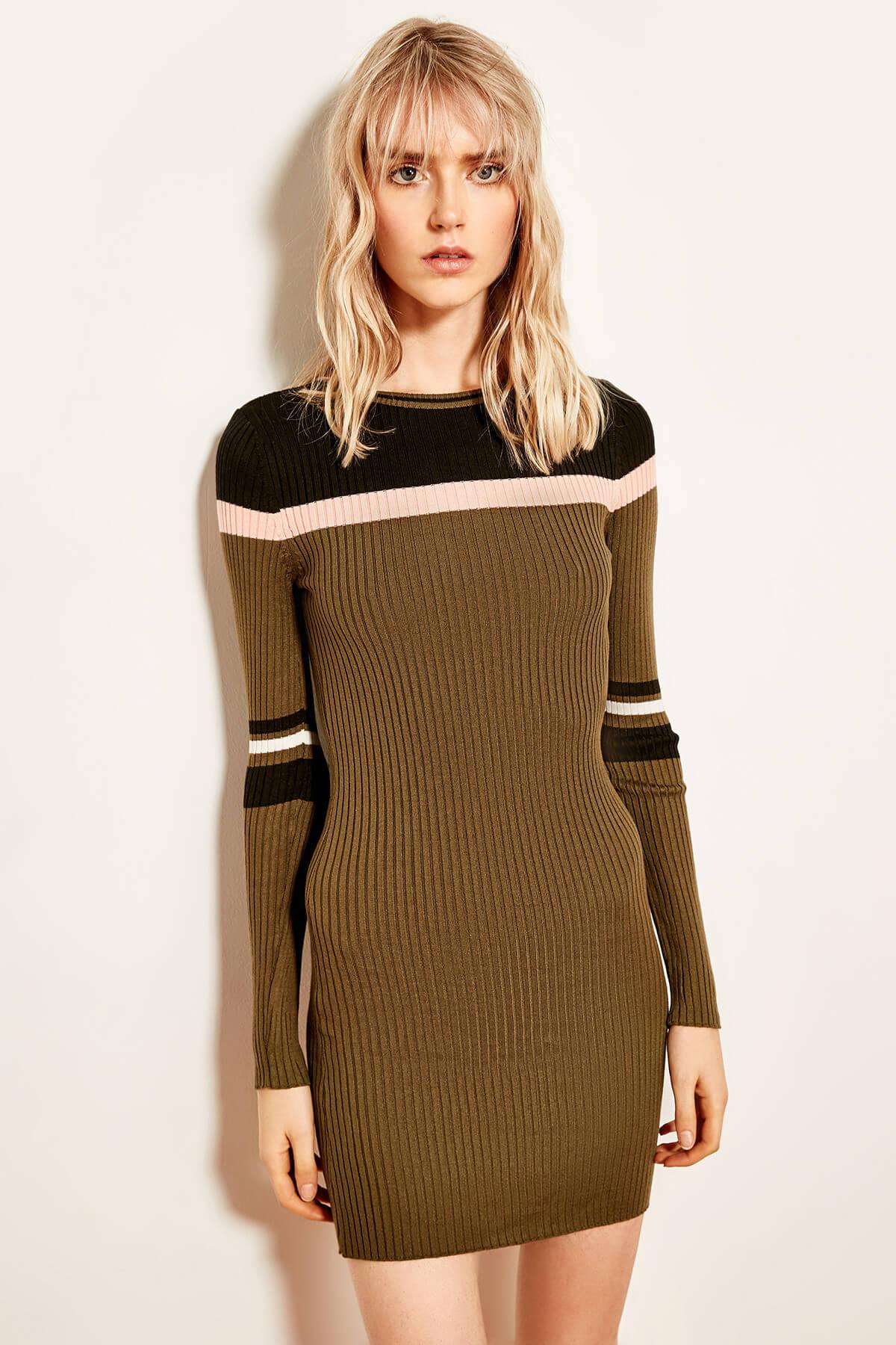 Trendyol dámske pletené šaty