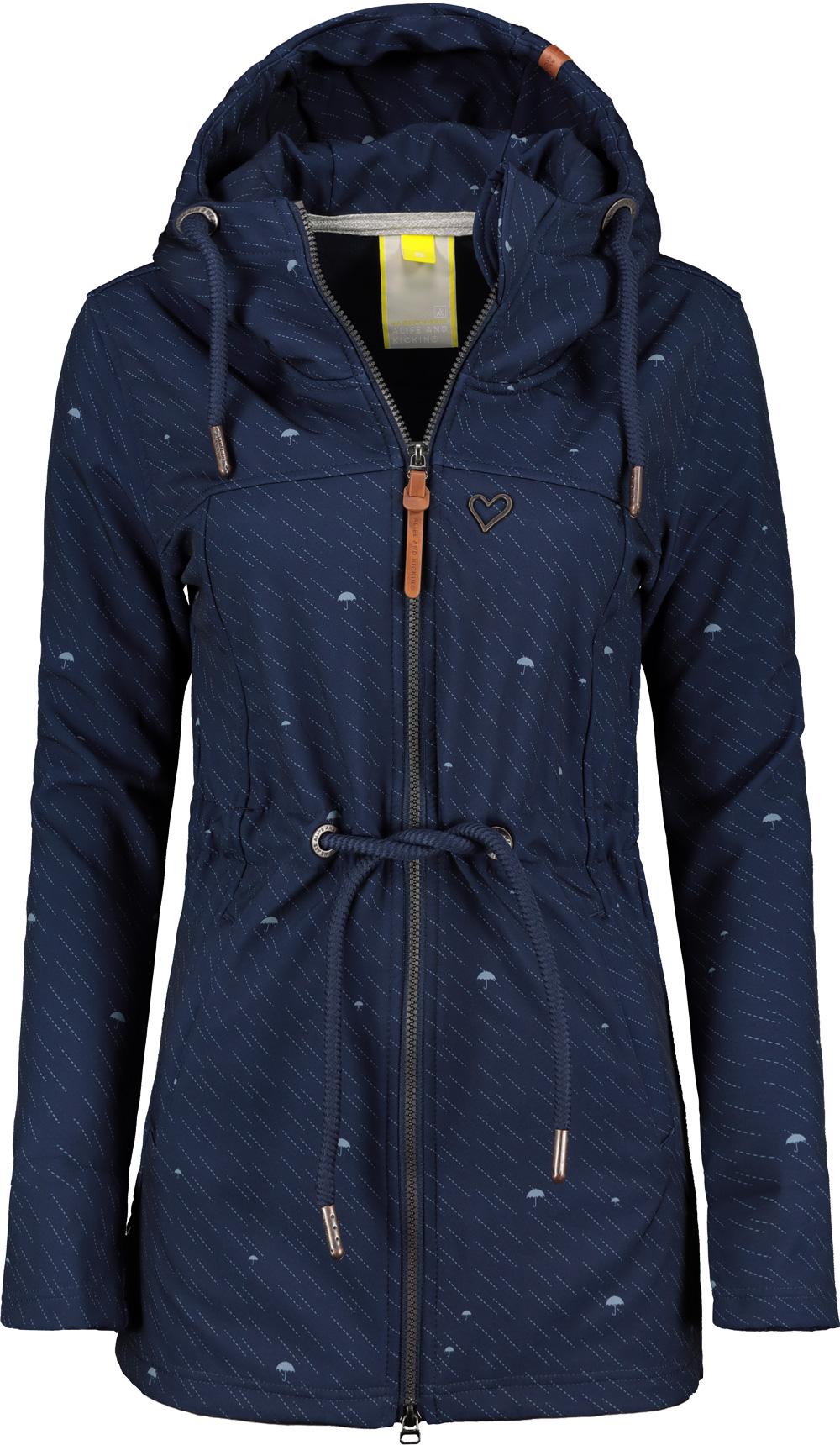 Women's softshell jacket Alife and Kickin CHARLOTTE D