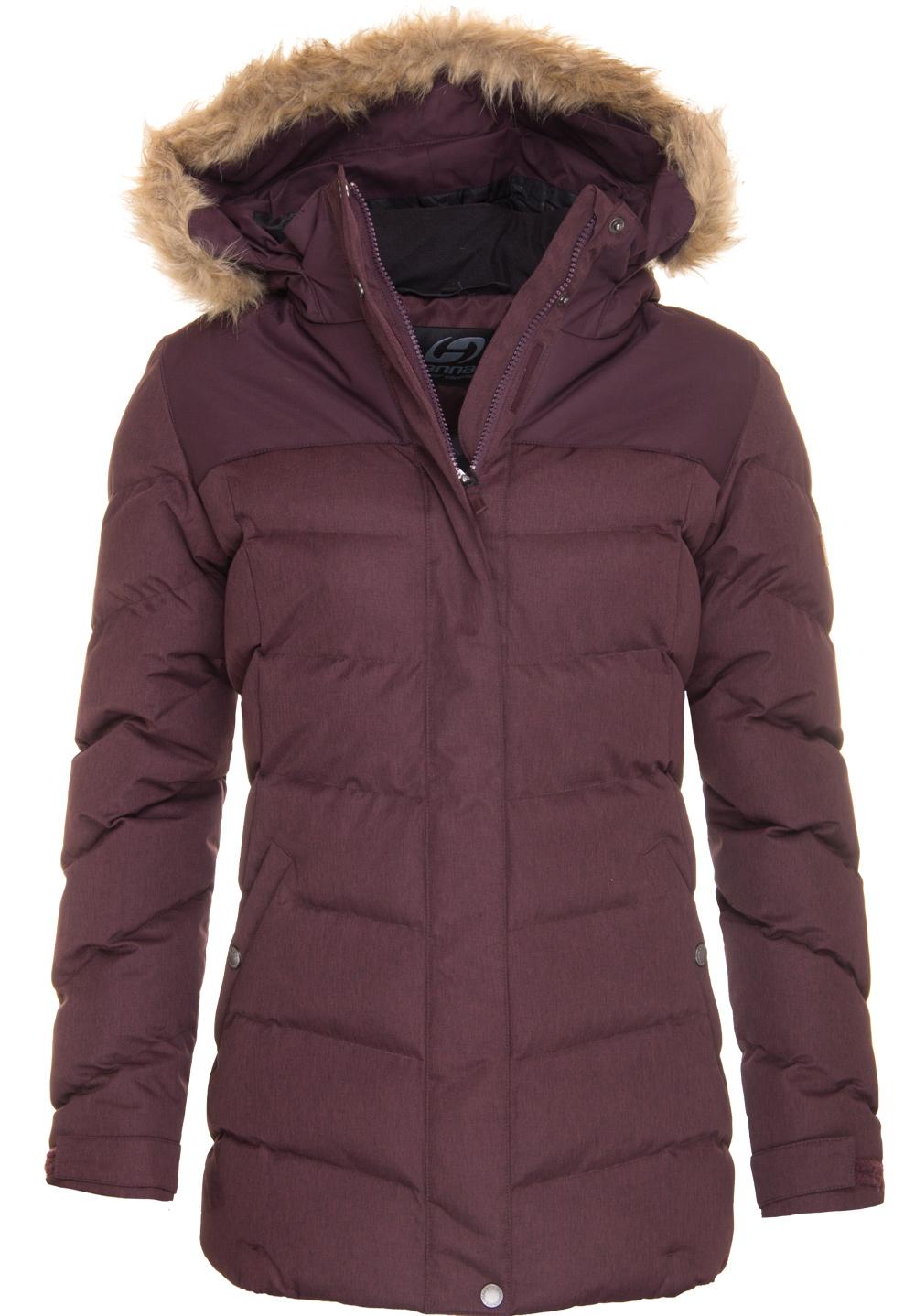 Zimní bunda dámská HANNAH Rheya II