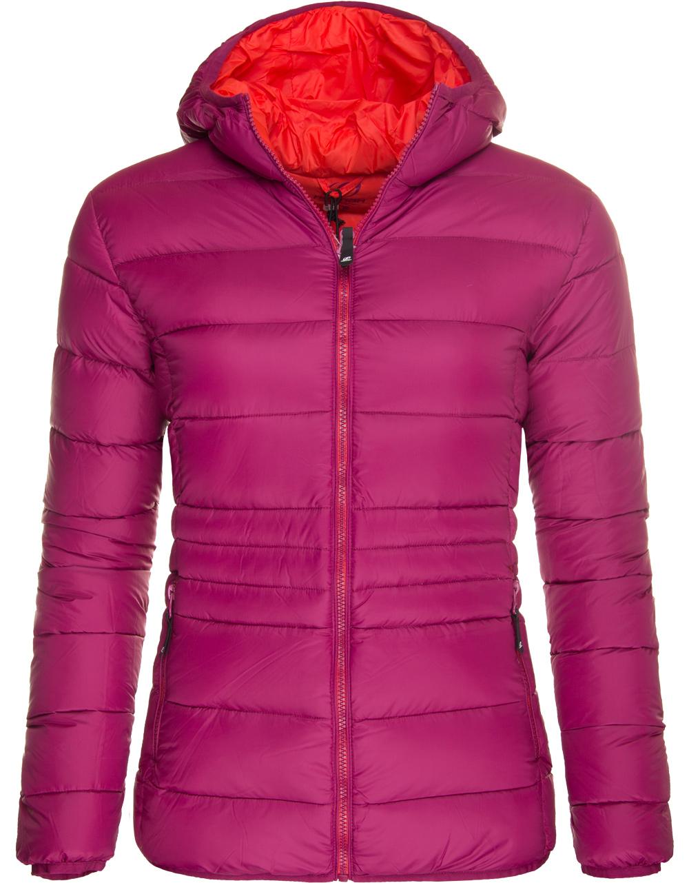 Zimní péřová bunda dámská HANNAH Betlis II