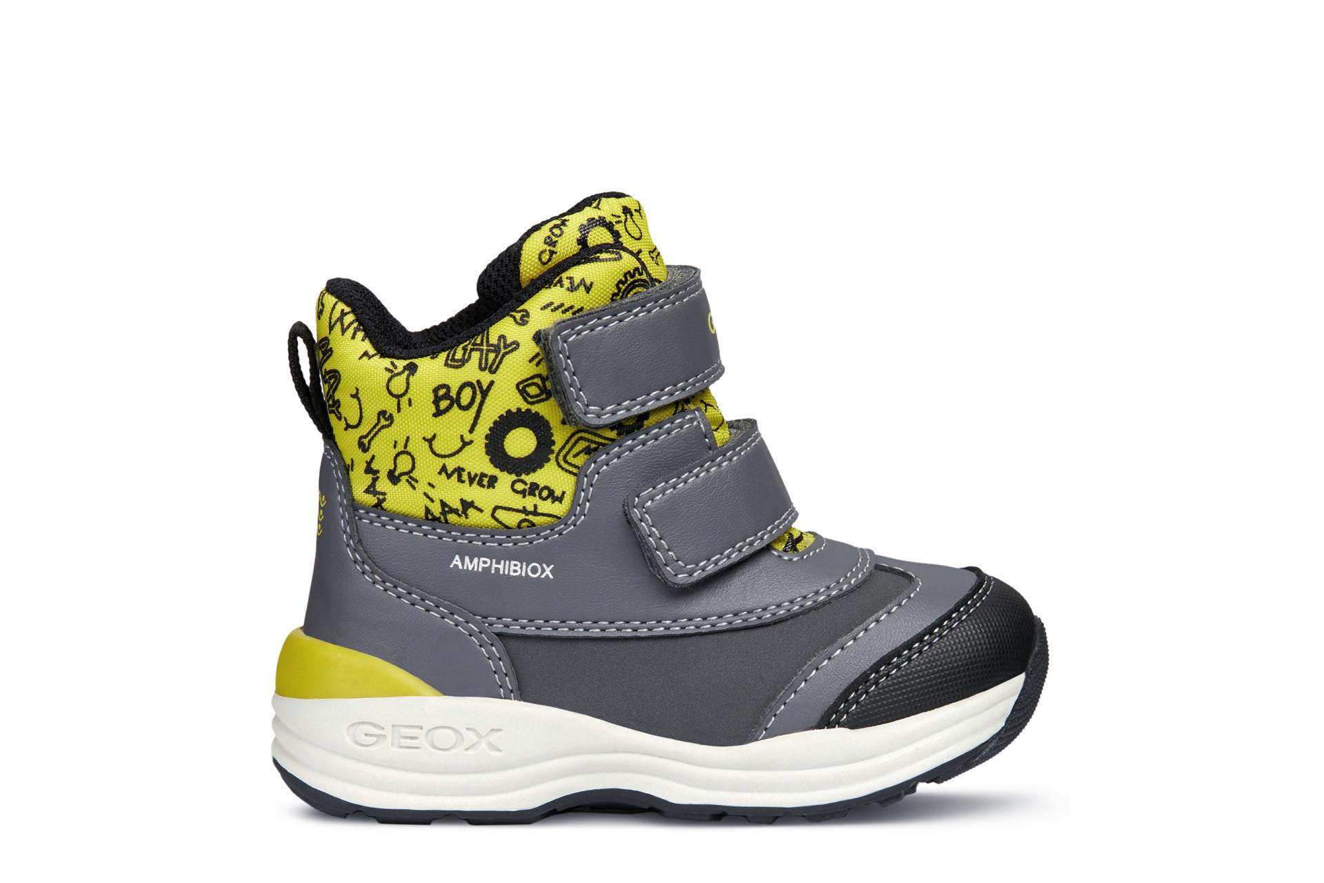 Children's shoes GEOX NEW GULP BOY ABX B
