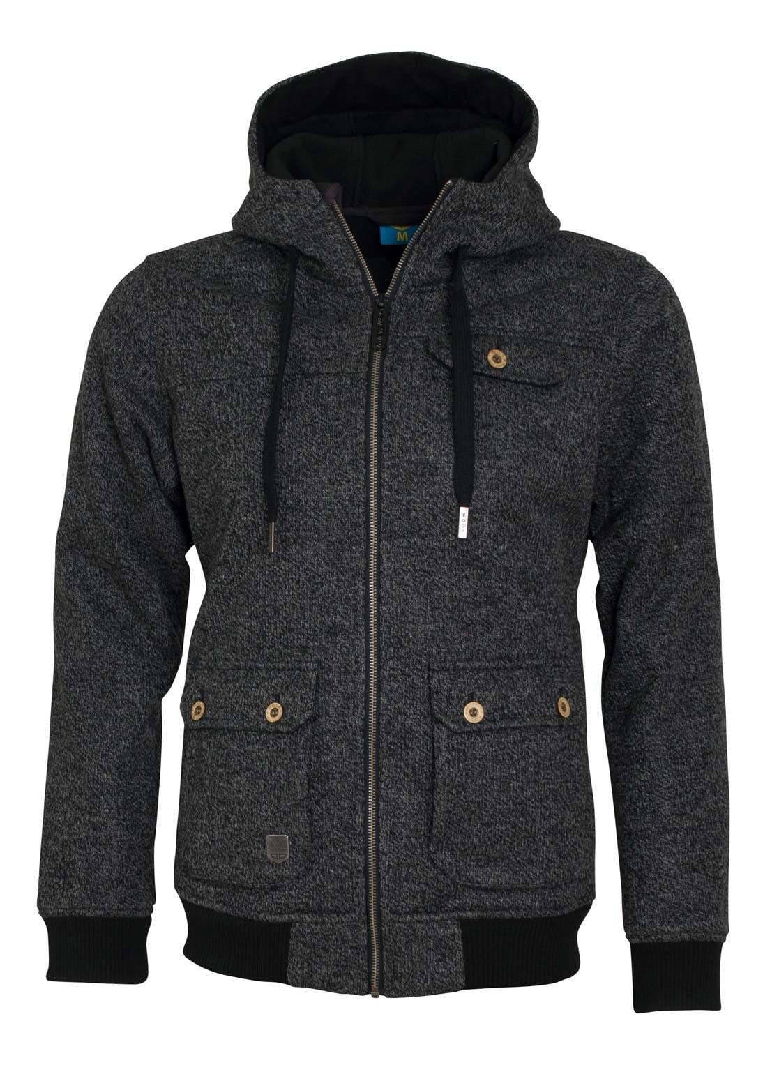 Bunda pánska Woox Woolshell Men's Jacket