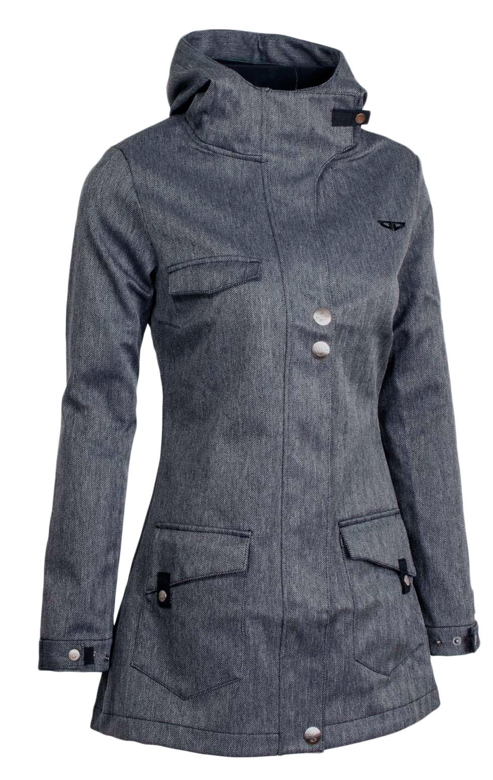 WOOX Zone dámský softshellový kabát