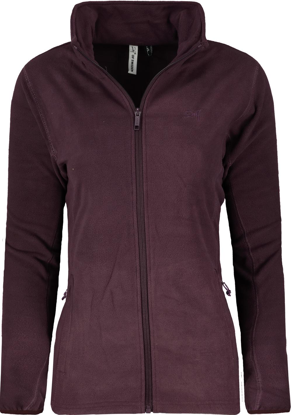 Women's fleece hoodie 2117 LUND
