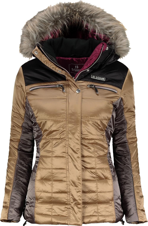 Women's ski jacket TRIMM ESTER