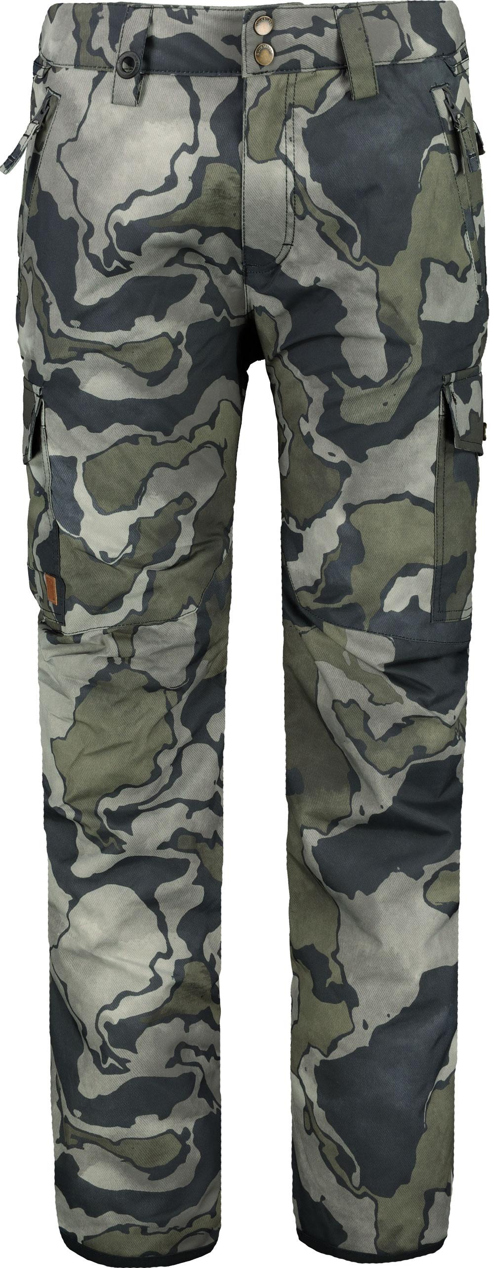 Kalhoty lyžařské pánské QUIKSILVER PORTER PT