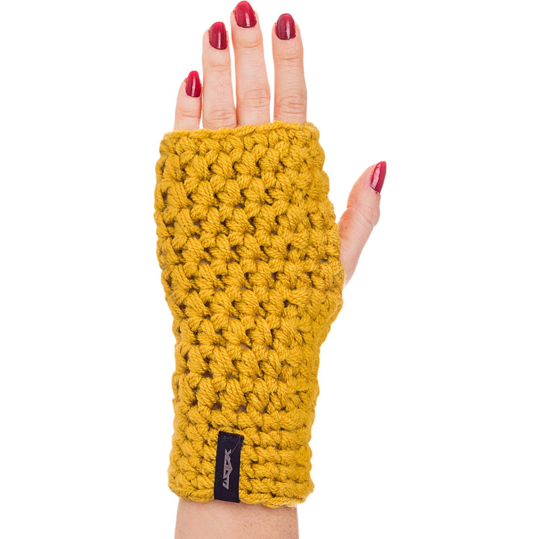 Pletené rukavice dámské WOOX Palmer