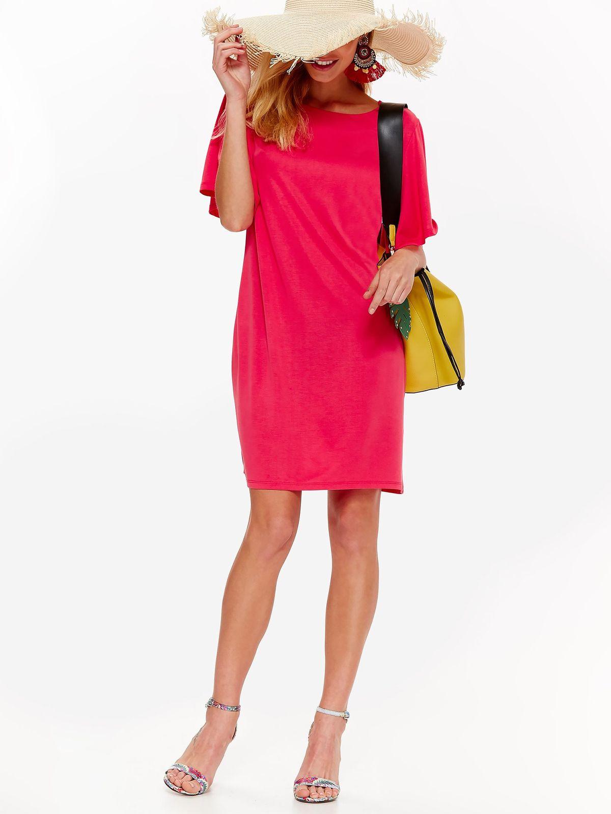 Top Secret dámské šaty se zvonovými rukávy