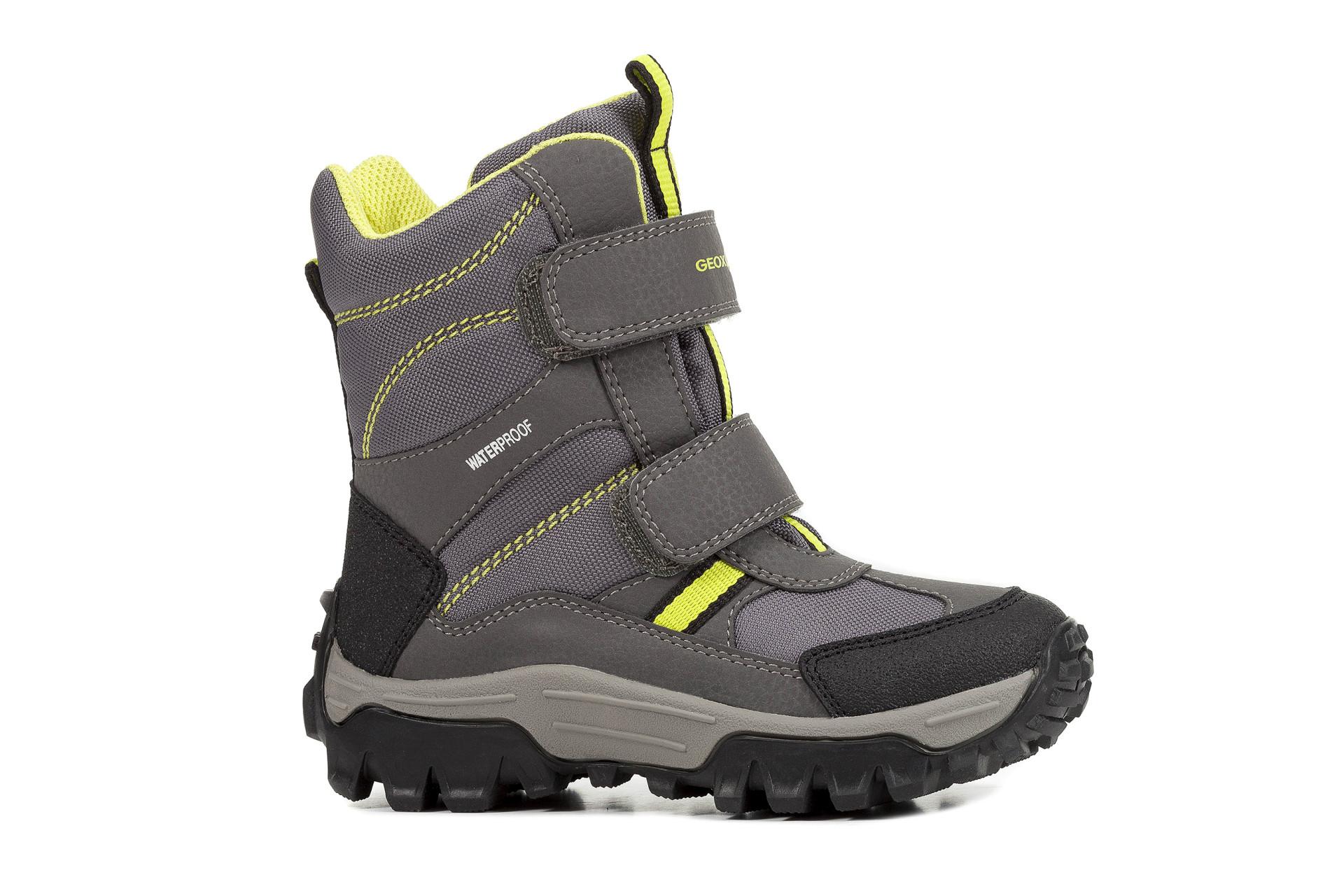 Children's winter boots GEOX MALAYA BOY B WPF